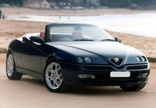 Alfa Romeo 1995-2003 - Mohair Hood With Plastic Rear Window