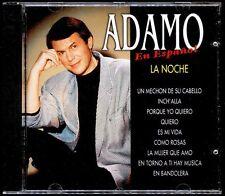 ADAMO - En Español - SPAIN CD Divucsa 1997 - Nuevas Versiones (No las de los 60)