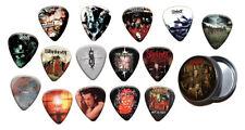 Slipknot 15 X Guitar Picks with Tin ( Gold Range )