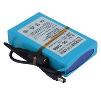 DC 12V 4800mAh  Rechargeable Portable Li-ion Battery for CCTV Camera KJ