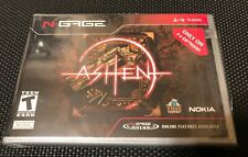 Ashen (N-Gage, 2004) Brand New & Sealed