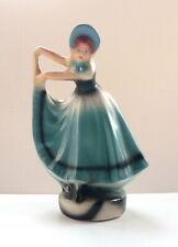 Porcelain figurine of the girl of the USSR, Original