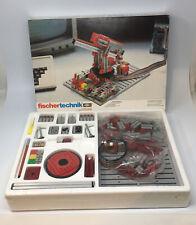 Sealed Fischertechnik Computing Teach-In Robot Construction Kit Vintage Germany