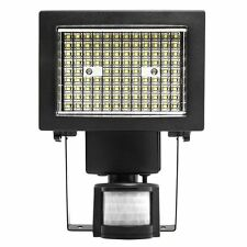X2 100 LED Solar Sensor Light Flood Security Powered Garden Motion Outdoor Jyo5