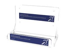 Contacta IL-PL26 Perspex Shelf for IL-PL20