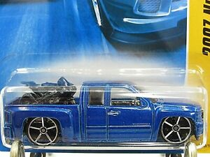 HOT WHEELS VHTF 2007 NEW MODELS SERIES CHEVY SILVERADO