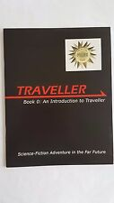 """RARE """"TRAVELLER BOOK 0 RPG INTODUCTION  DAY FREEBIE 2008 MINT  SC MOONGOOSE PUBL"""