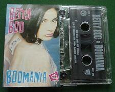 Betty Boo Boomania inc Doin' the Do + Cassette Tape - TESTED