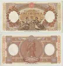 """REPUBBLICA ITALIANA - 10000 Lire """"Repubbliche Marinare"""" 1957"""