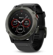 Garmin Fenix 5x Saphhire Gray - Montre GPS multisports