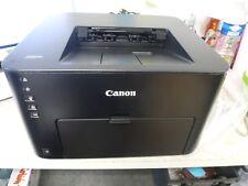 imprimante laser noir et blanc  Canon i-sensys LBP151dw (occasion )