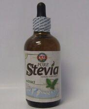 Kal Pure Stevia Liquid Extract - 4 oz