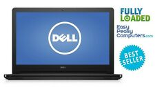 "Dell Laptop 15.6"" 4GB 500GB Bluetooth WiFi DVD+RW Webcam HDMI (FULLY LOADED)"