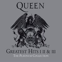 QUEEN - THE PLATINUM COLLECTION (2011 REMASTERED) 3 CD NEU