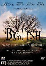 Big Fish DVD NEW