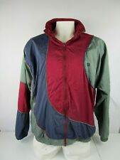 Vintage Men's JC Penney USA Olympics Windbreaker Jacket Size XLT  Zip Up  90's
