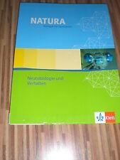 Natura Biologie Neurobiologie und Verhalten * Klett