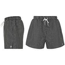 Pierre Cardin Stripe Shorts Mens Black Medium - Brand new with tags