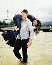 Matthew Fox & Evangeline Lilly (13302) 8x10 Photo