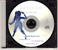 (E373) Jeffron, Dance - DJ CD