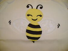 NWT Gymboree bees bee applique Bee Chic sweet tank top shirt 3-D wings 4t 4