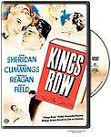 Kings Row (DVD) Ann Sheridan & Ronald Reagan (Read the Description)