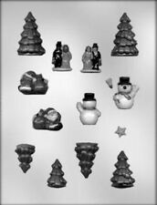 Mini Village Accessories Chocolate Candy Mold from CK #4307