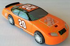 """Nascar - The Home Depot - Rubber Tires - Plastic Body - Pull Back Release - 8 """""""