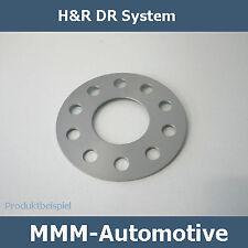 H&R SV DR 6mm VW Polo inkl. Facelift 6N/NF 6234571 Spurverbreiterung Spurplatten