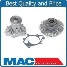 New Engine Cooling Fan & Water Pump for Infiniti QX56 04-10 & Nissan Titan 04-15