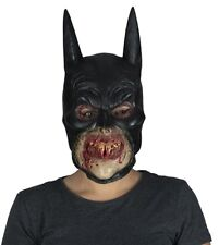 MKS Halloween Mask Head over Zombie Batman Latex - Beautiful Scary and Scary