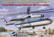 1/144 Eastern Express Mi-6 Heavy Helicopter Model Kit 14508
