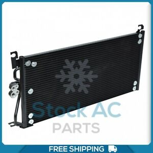 AC Condenser for Dodge Stealth - 1991 to 1996 / Mitsubishi 3000GT - 1991 to 1999