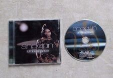"""CD AUDIO MUSIQUE / ANGGUN """"LUMINESCENCE"""" 15T CD ALBUM 2005 POP"""