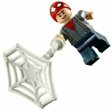 LEGO Peter Parker Spider-Man Minifigure - Split From LEGO Spider-Man 76129