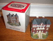 Liberty Falls Collection Courthouse Miniature Fairy Garden House