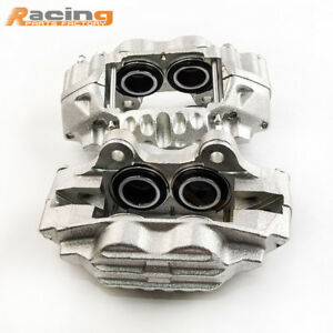 2 Front Brake Calipers for Toyota Landcruiser 70 75 Series FJ70 FZJ75 HZJ75 FJ73