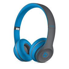 Beats by Dr. Dre Solo 2 Wireless Headband Wireless Headphones - Flash Blue