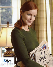 MARCIA CROSS AUTOGRAPH SIGNED 8X10 PHOTO DESPERATE HOUSEWIVES COA