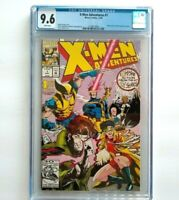 X-MEN ADVENTURES # 1 CGC 9.6 ~ White Pages ~ Animated Series ~ Marvel ~ 1992