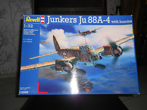 Revell 03988 Junkers Ju 88 A-4 in 1/32