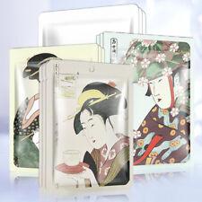 MITOMO Type F [JP UKIYOE trial set 12 sheets] Beautiful Skin Face pack