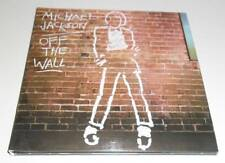 MICHAEL JACKSON - OFF THE WALL - 2 DISC 2016 UK CD + DVD ALBUM GATEFOLD SLEEVE
