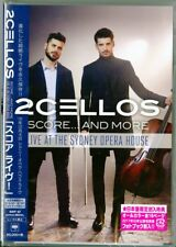 2CELLOS-SCORE ...AND MORE LIVE AT THE SYDNEY OPERA HOUSE-JAPAN BLU-RAY M13