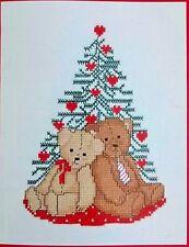 Vintage Gloria & Pat CHRISTMAS MEMORIES Cross Stitch Pattern Book 25 Designs