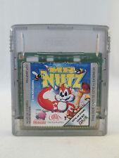 Nintendo Gameboy Color GB GBC GBA SP - Mr. Nutz