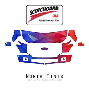 Ford F250 F350 2011-2016 PreCut 3M Scotchgard Paint Protection Clear Bra PPF Kit