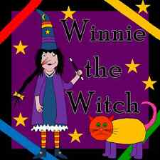 WINNIE THE WITCH story resource pack on CD- EYFS, KS1, Literacy, for story sack