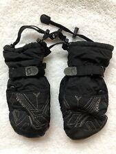 Scott Boys Tumbler Mittens with heat pocket Primaloft insulation Black Large 6