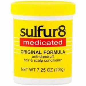 Sulfur8 | Medicated Original Hair & Scalp Conditioner or Light Formula